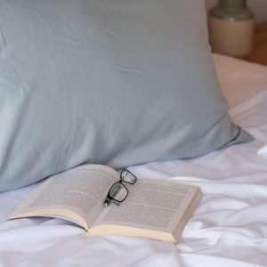 100% Organic Bamboo Pillowcase Set Ocean