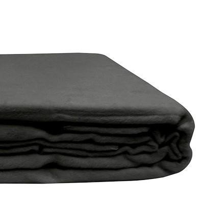 100% Organic Bamboo blanket Charcoal