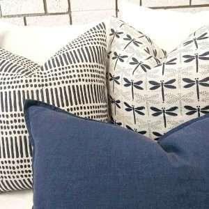 Kimpton French Linen Cushion Heavy Weight