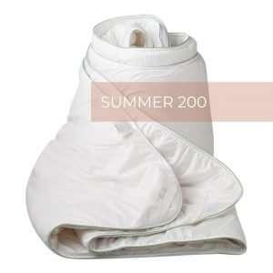 Bamboo Alpaca Quilt Summer 200gsm