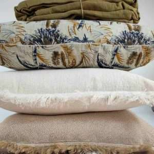 Pure French Linen Cushion