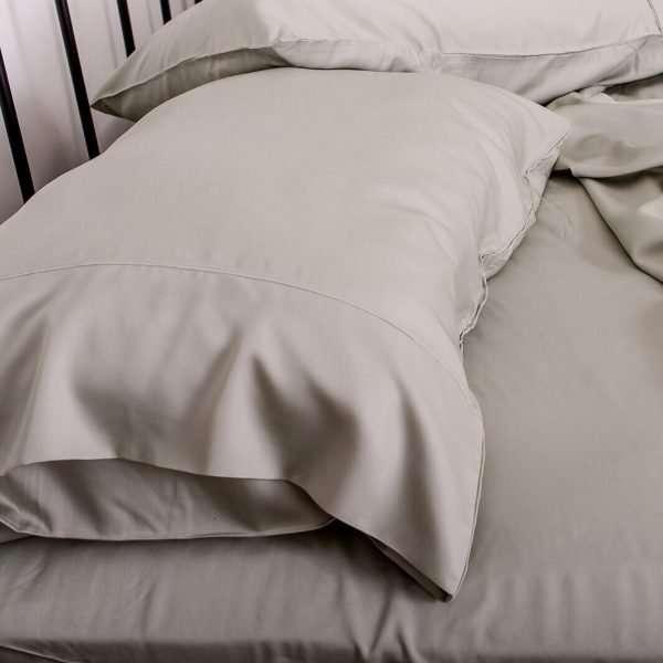 bamboo pillowcase set sage